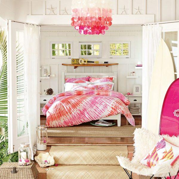 Tie Dye Teen Rooms - Design Dazzle