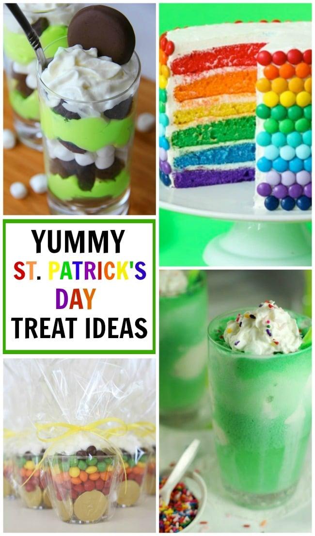 15 fun & yummy St. Patrick's Day treat ideas
