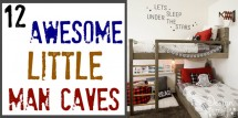 12 awesome little man caves