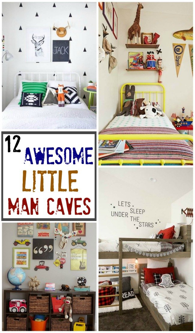 12 awesome little man cave ideas for those cute little boys