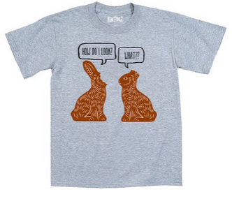 This shirt is so hilariously cute! This post is a must read - Easter gifts for boys under $15!