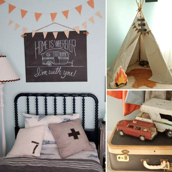 Little Boys Rooms: A Little Man Cave Round-Up!