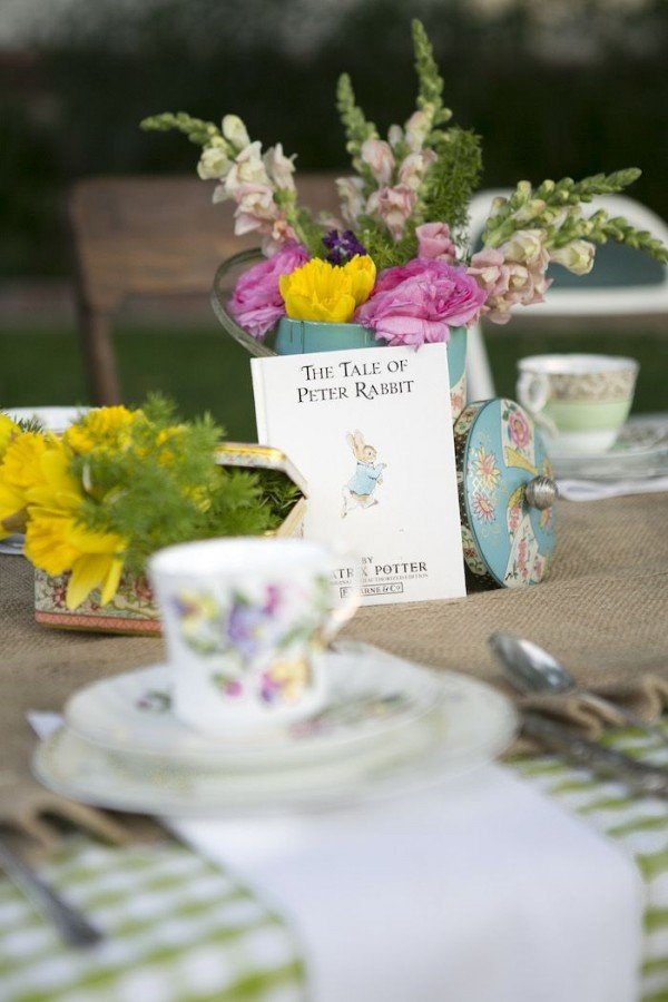 Beatrix Potter Party