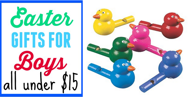 Easter gifts for boys under $15