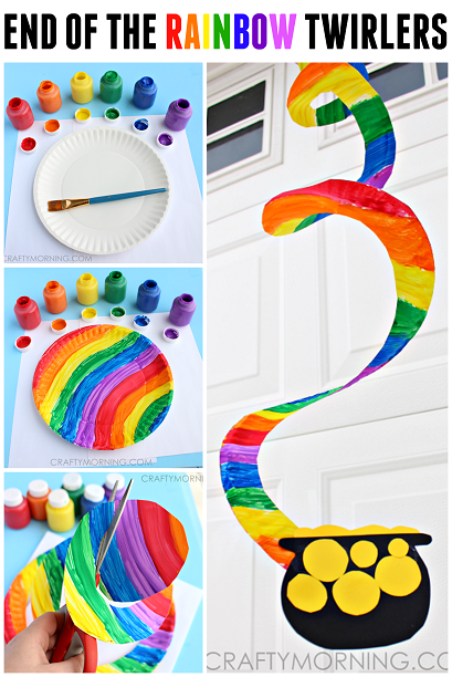 12 Paper Plate Craft Projects Design Dazzle