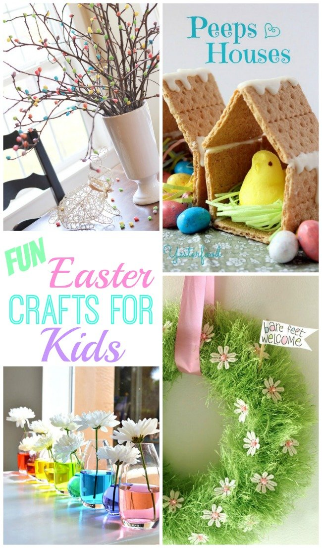 DIY Easter Crafts To Do With Your Kids