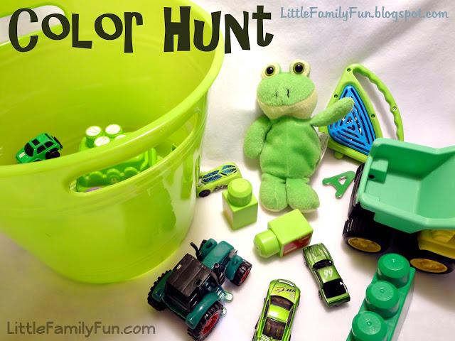 green hunt