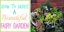 how to make a beautiful fairy garden fi