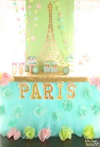 Springtime in Paris party