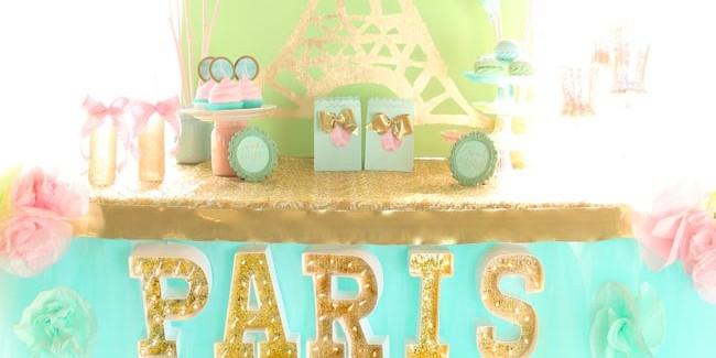 Paris in Springtime - Design Dazzle