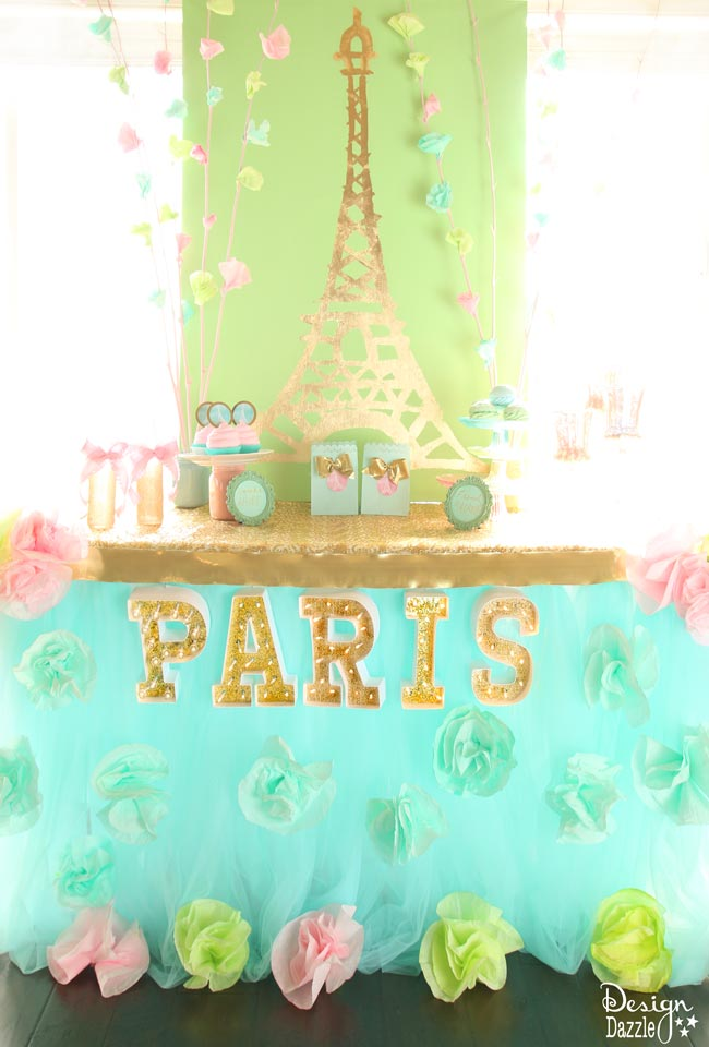 Paris in Springtime - Design Dazzle