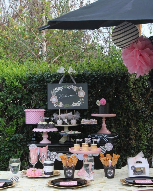 Beautiful Spring Soiree