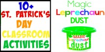st patrick's day classroom activities