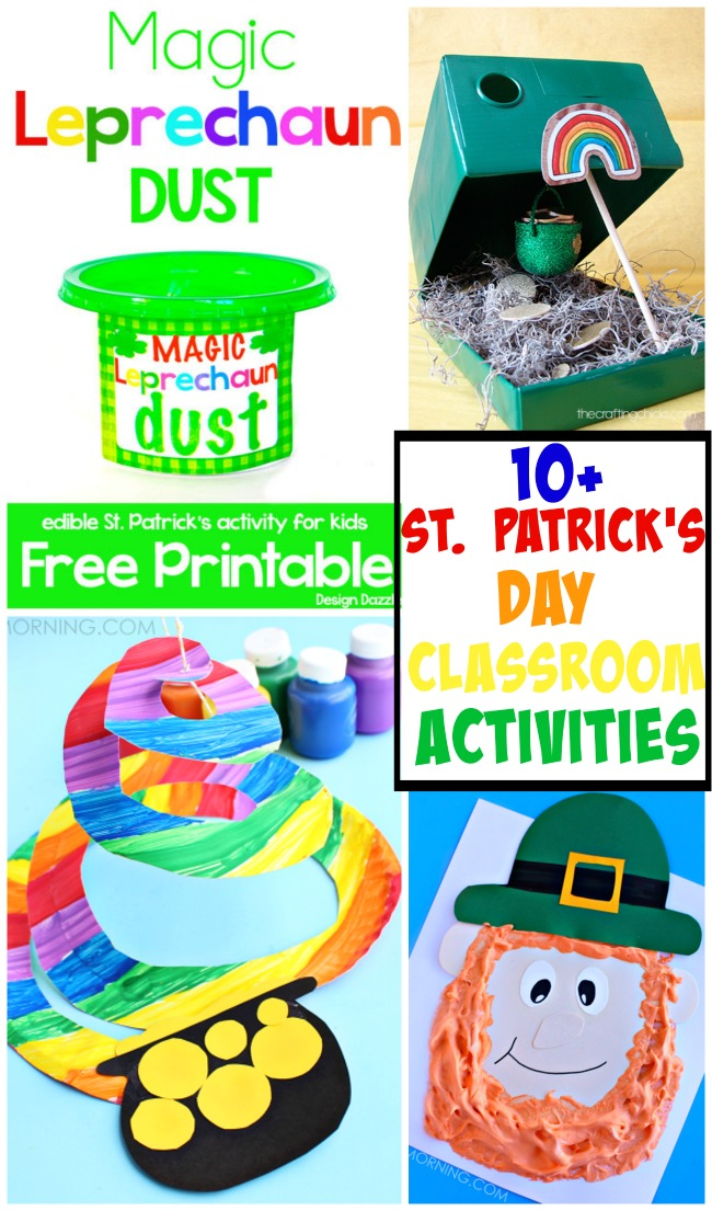 10 fun St. Patrick's Day classroom activities for kids