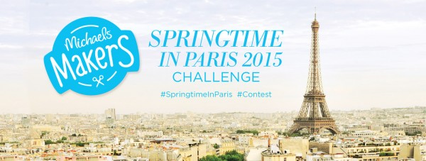 Springtime in Paris challenge