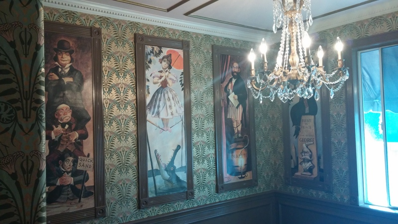 With Some Simple Diy Ideas You Can Create Your Own Haunted Mansion Office Check