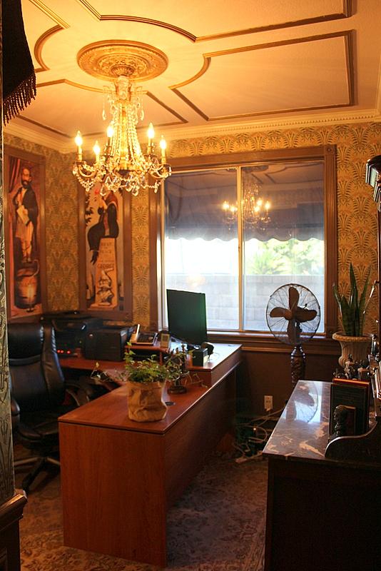 disney theme haunted mansion office design dazzle