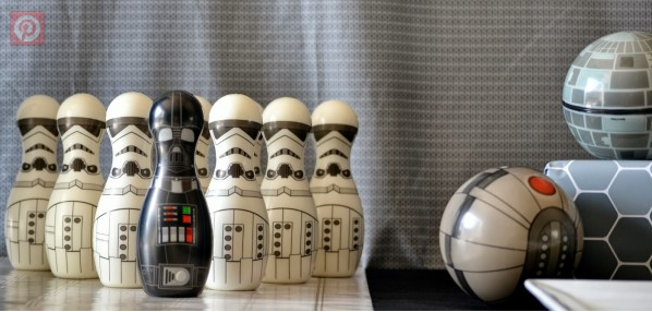 These are such fun Star Wars party ideas!