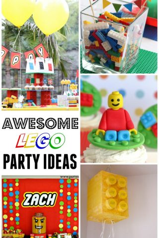 Awesome lego party ideas for those lego-loving kids!