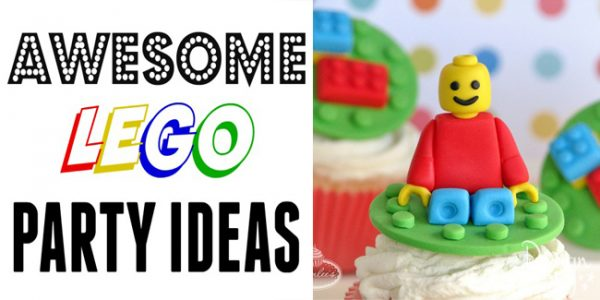 awesome lego party ideas
