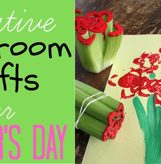 Mother's Day Classroom Crafts