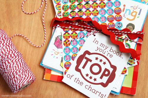 LOVE this useful DIY teacher appreciation gift idea!