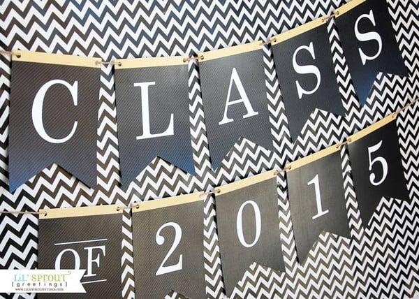 free class of 2015 graduation printables