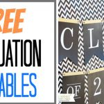 Free Printables for Graduation