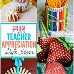 We Love Teachers Gift Ideas
