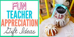 fun teacher appreciation gift ideas