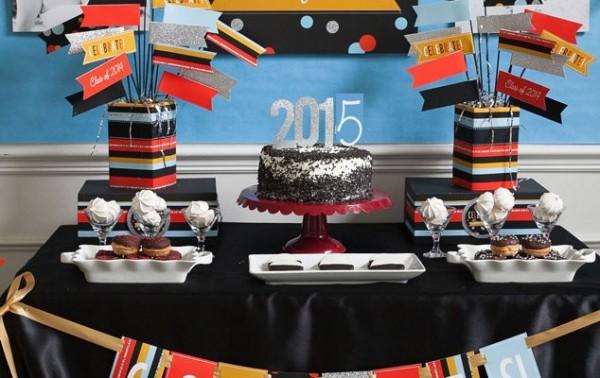 Graduation Party 2015 Free Printables