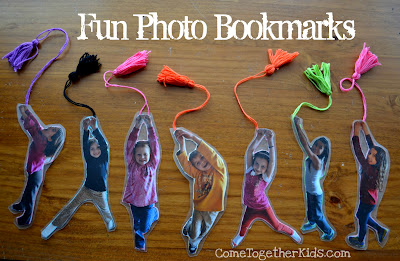 Photo bookmarks - perfect for gifting!