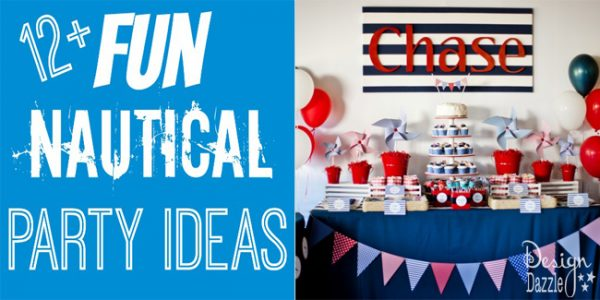 12 fun nautical party ideas