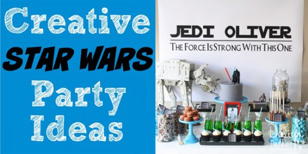 creative star wars party ideas