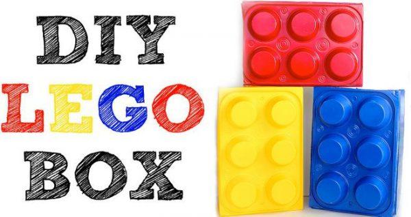 DIY Lego Box