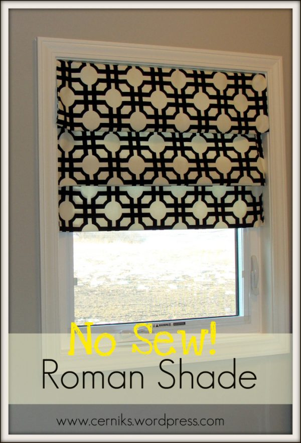 Diy Roman Shades Design Dazzle