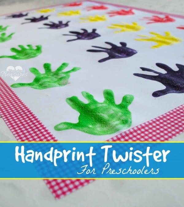 handprint twister