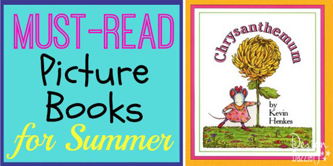 must read picture books for summer