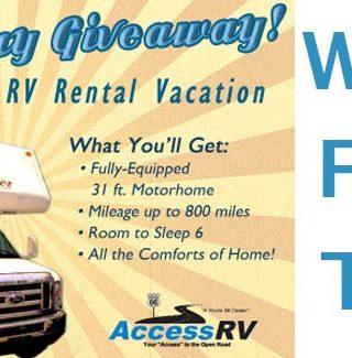 RV Family Vacation Tips