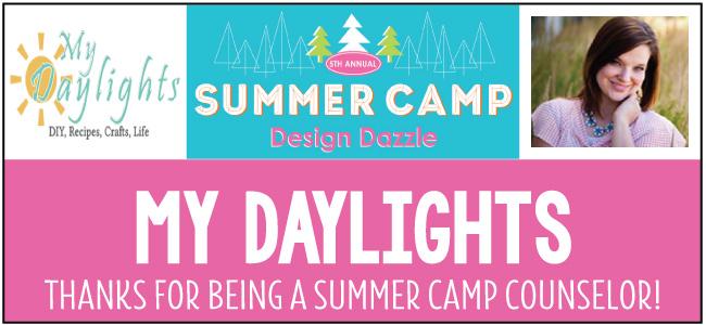 My Daylights Summer Camp Header