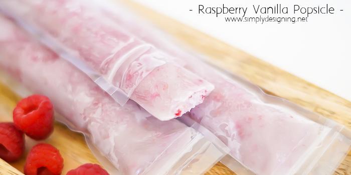 Raspberry-Vanilla-Popsicle