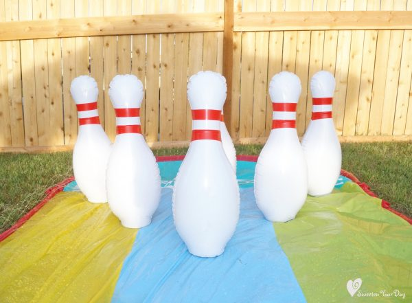 bowling pin lane