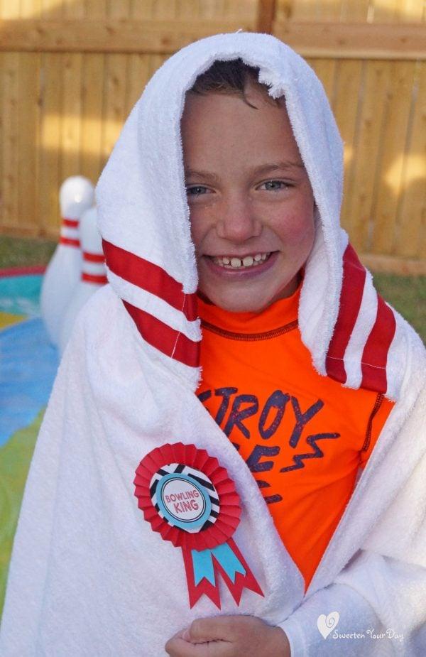 mason towel