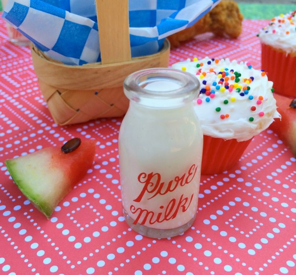 tiny picnic milk