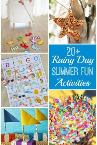 Rainy Summer Day Fun