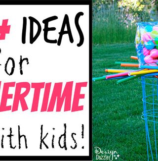 200+ Ideas for Summertime Fun with Kids!