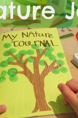 DIY Nature Journal