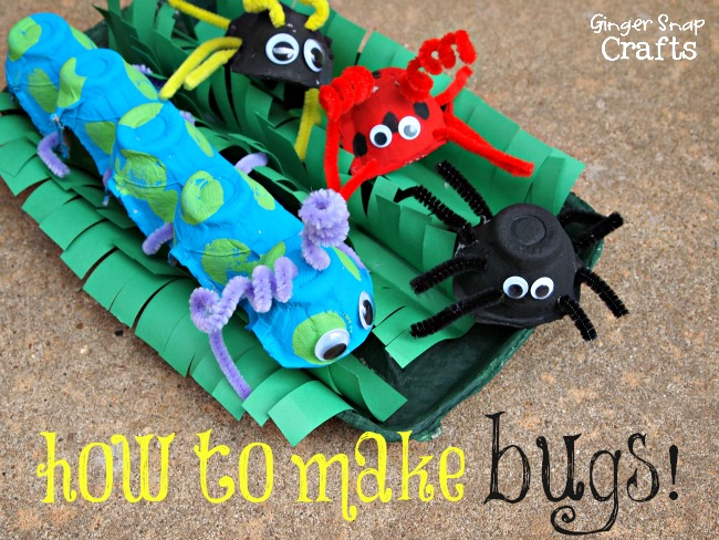How to make bugs!