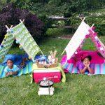 Fun Backyard Camping and Glamping Ideas
