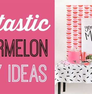 10+ Super Cute Watermelon Party Ideas